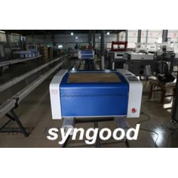 Máquina de gravura do laser de Syngood SG5030-35W 500 * 300mm