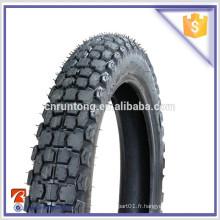Boîtier de pneu à moto haute qualité à prix avantageux