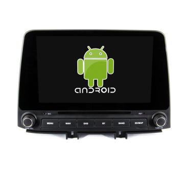 Núcleo Octa! Android 8.1 dvd do carro para Elantra 2018 com 9 polegada de Tela Capacitiva / GPS / Link Espelho / DVR / TPMS / OBD2 / WIFI / 4G