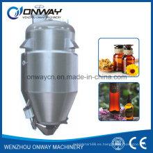 Tq Alta eficiencia de ahorro de energía Destilación de vapor industrial destilación máquina Destilador de aceite esencial de hierba
