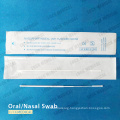 Disposable Cell collection Swab Flocked Rayon Tip