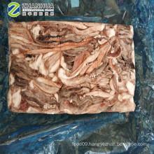 Frozen Fish Peru Squid Tentacle Processed Head 100-300g