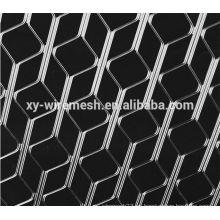 Malla de metal expandido galvanizado