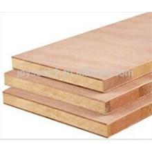 Roh- und Melamin-Tischlerplatten für Möbel und Türen