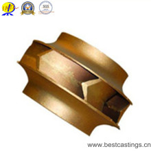 OEM Lost Wax Casting Precision Bronze Casting