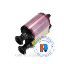 La impresora de tarjetas de identificación R3011c r3011 utiliza 200 copias ymcko id color ribbon