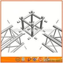 Treliça de alumínio do spigot de 10cm * 10cm do maufacture do truss de shanghai