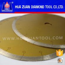 250мм алмазная сухая пильная лента для резки известняка