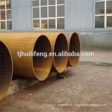 LSAW steel pipe S355 high yield material