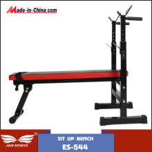 High Quaity Heavy Duty Einstellbare Sit up Bench zum Verkauf (ES-544)
