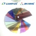 Colorful Acrylic Plastic Mirror Sheets