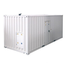 1000kVA Super Quiet Canopy Silent Diesel Soundproof Generator Set