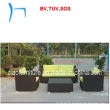 F-Garden Rattan Outdoor Furniture Wicker Sofa 4302
