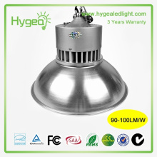 Hot vendendo industrial conduziu a luz 50W da baía elevada a garantia de 3 anos conduziu o preço elevado da iluminação da baía Cheap