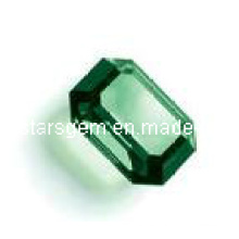 Emerald Synthetic Gemstone Cubic Zirconia