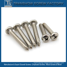 DIN7981 Philips Pan Head Self Tapping Screws