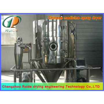 spray drying food