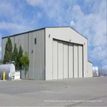 Hangar prefabricado de estructura de acero ligero (KXD-SSB1322)