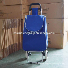 China Manufacture Direct Sales Supermarket Grocery Cart,foldable trolley luggage