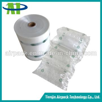 Película de rolo por atacado do rolo do descanso do ar do envoltório da almofada da bolha