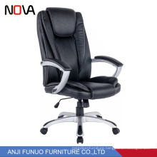 Luxury Ergonomic High Back Swivel PVC Simple standard size high-tech Office Chair/Manager Reclining Chair