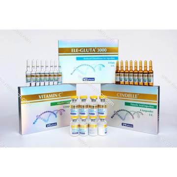 Gluta Injection 3000mg für Body Whitening / Lighting Plus Cindelle Injection