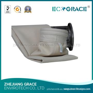 Filtro de aire de proceso de fundición Bolsa de filtro de acrílico