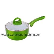 Посуда алюминиевая керамическая с антипригарным соусом