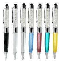 Подарочный USB-накопитель Crystal Pen