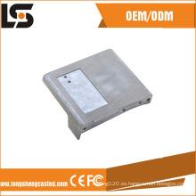 De aluminio a presión los recambios de la cubierta de la máquina de coser de la fundición
