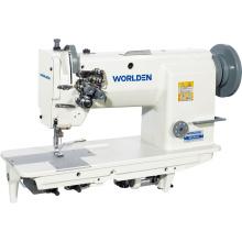 WD-20518 - M serie de máquina de coser de alta velocidad doble aguja cadeneta
