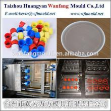 24 Cavities Self-locking Plastic Bottle Cap Mould Making/Glass Bottle Cap Injection Mould