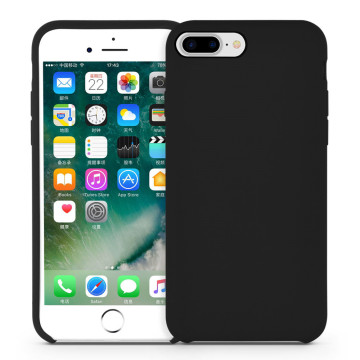 Soft Touch Liquid Silicone Rubber iPhone8 Cover