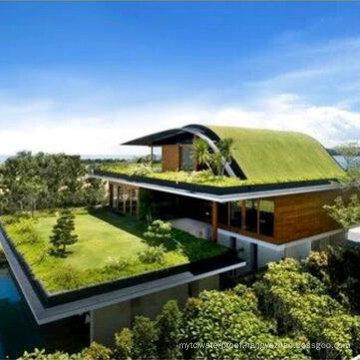 Sbs Root Puncture Resistance Bitumen Waterproof Membrane for Roof /Garage with ISO