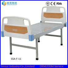 Billiges Krankenhaus ABS Kopfteil / Fußbrett flaches medizinisches Bett