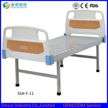 ABS Head / Foot Board cama plana médica com melhor preço