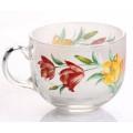 Ницца цветок пива и кофе стеклянная кружка набор чашка чая