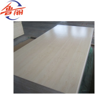 Supply for High Quality Commercial Plywood Indoor Use Poplar Core Commerial Plywood Sheet export to Martinique Supplier