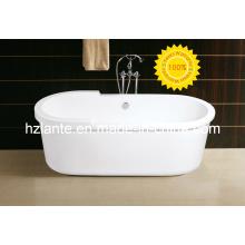Pure White Acrylic Bathtub with 5 Years Warranty (LT-JF-8308)