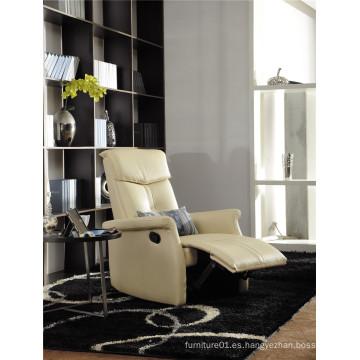 Sofa eléctrico del sofá del sofá de los EEUU L & P Sofa del sofá del mecanismo (C408 #)