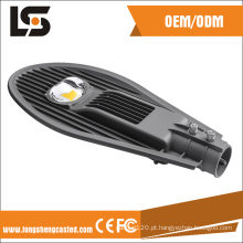 Anodize Aluminum Die Casting Tipos de caixa de lâmpada LED