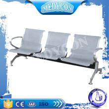 Hospital silla de 3 plazas para sala de espera médica