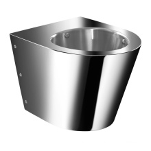 Bathroom High Quality Stainless Steel Toilet Set (JN49111H)