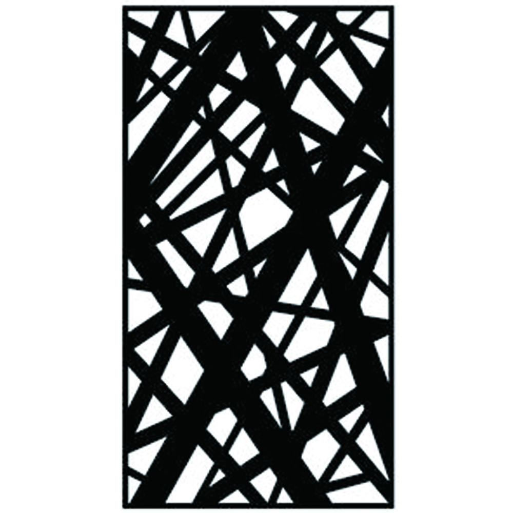 Laser Cut Metal Balustrades