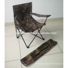 2014 hot sale camo camping chair ,camping chair polyester