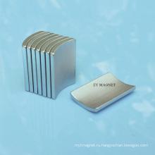 Высокое Качество Ndfeb Постоянного Магнита Неодимия Ts16949 Для Военной Промышленности
