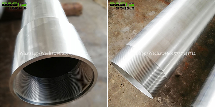 API casing pipe flange thread END1