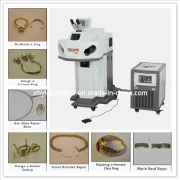 Laser Spot Welding on Goldsmithing and Jewelry Repair
