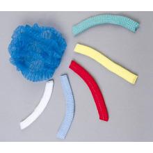 Disposable Nonwoven Nurse Doctor Boffant Strip Cap