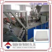 PVC-Blatt-Verdrängung, die Maschine herstellt (SJSZ65X132)